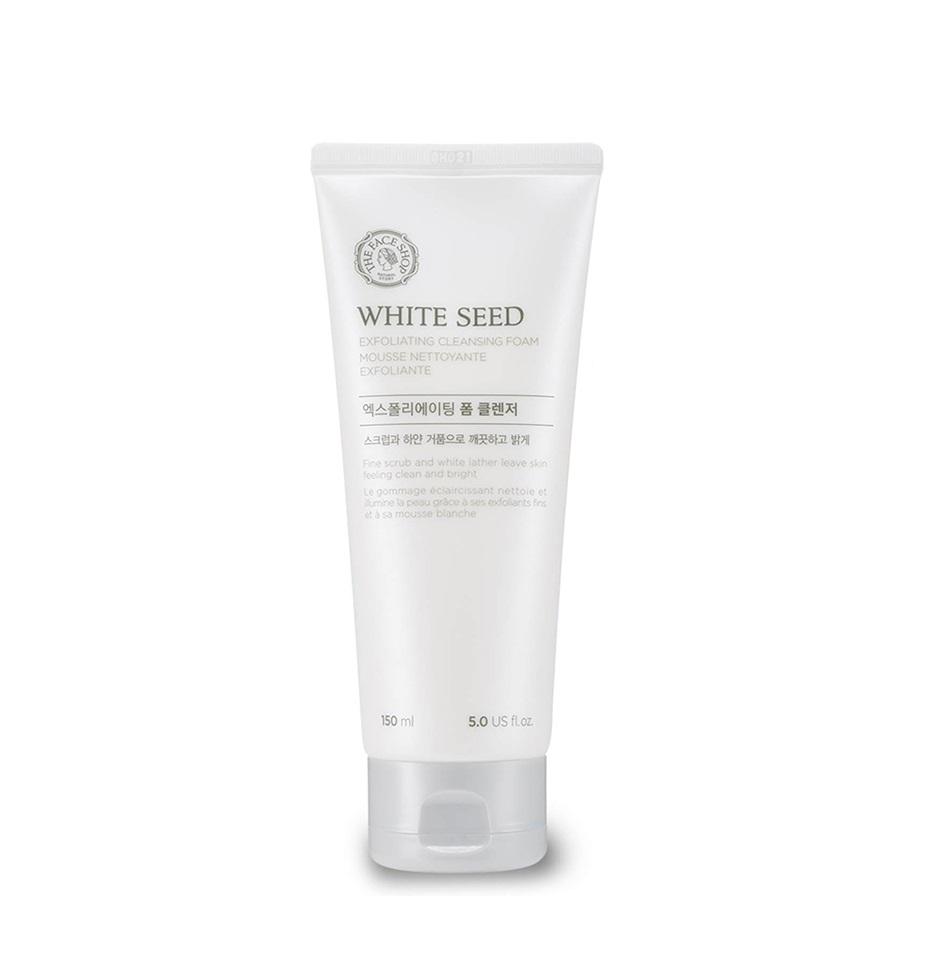 SRM TFS White Seed 150Ml