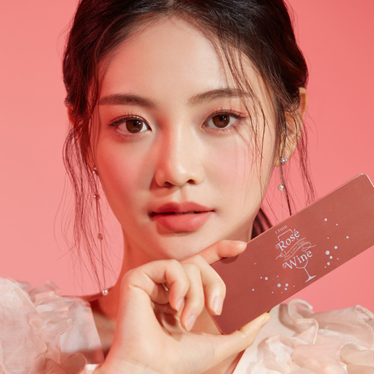 Màu Mắt Etude House Play Color Eyes #Rose Wine