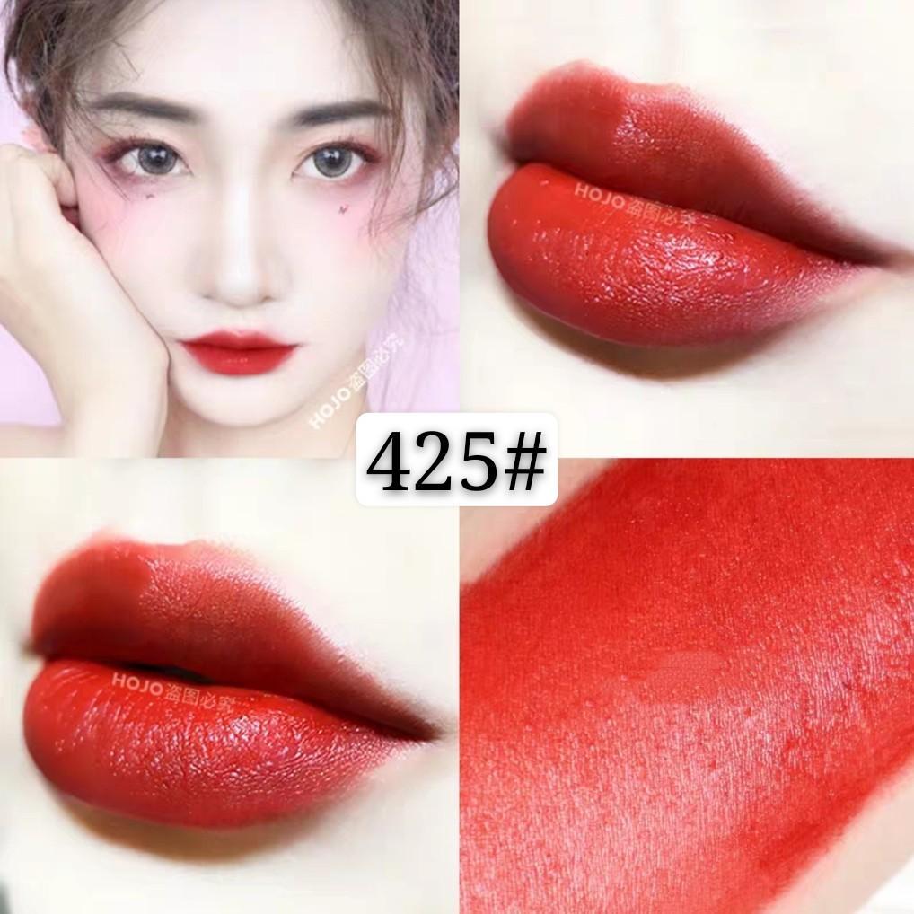 Son Kem YSL Vinyl Cream Creamy Lip Stain #425 Make Me Yours