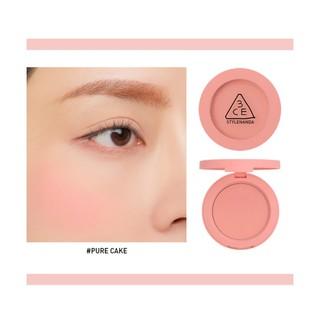 Má Hồng 3CE Face Blush #Pure Cake