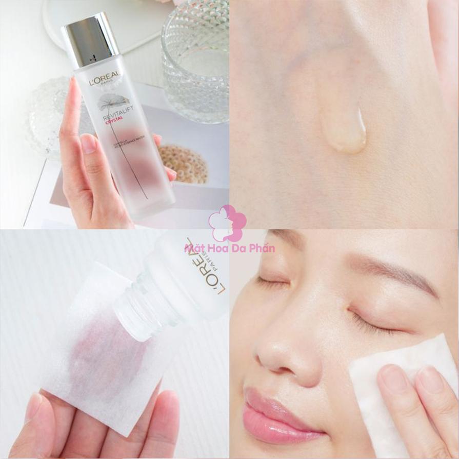Tinh Chất L'Oreal Revitalift Crystal Micro Essence 130ml