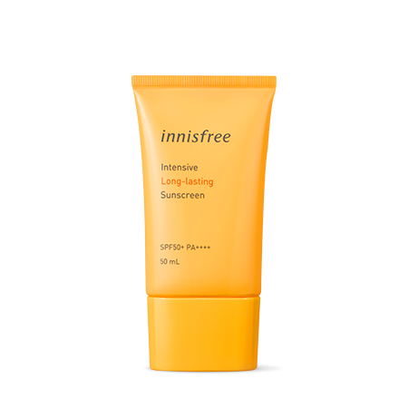 Chống Nắng Innisfree Intensive Long Lasting 2019 50ML (Hộp)