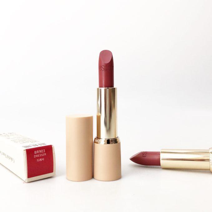 Son Espoir Nowear Lipstick Gentle Matte #903 Dresser