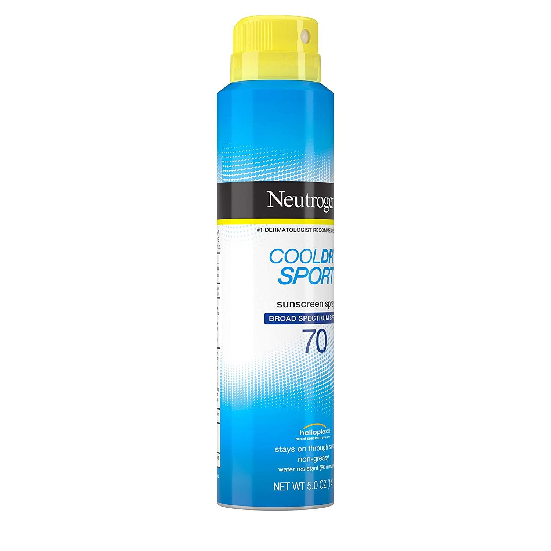 Xịt Chống Nắng Neutrogena Cool Dry Sport SPF 70 141gr