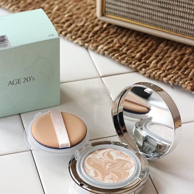 Phấn Nền Age 20's Essence Cover Pact VX #23