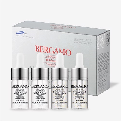 Tinh Chất Bergamo Whitening L.K.Cosmetics (4Ea)