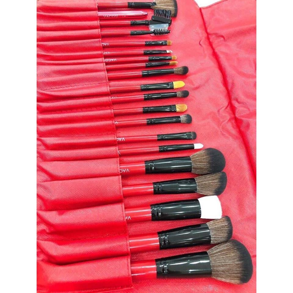 Bộ Cọ Trang Điểm Cá Nhân Nâng Cao Vacosi Advanced Brush Set BC25 (20 Cây)
