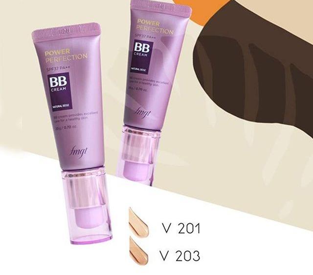 BB Cream Fmgt Power Perfection 20g #V201 Apricot Beige (Mini)