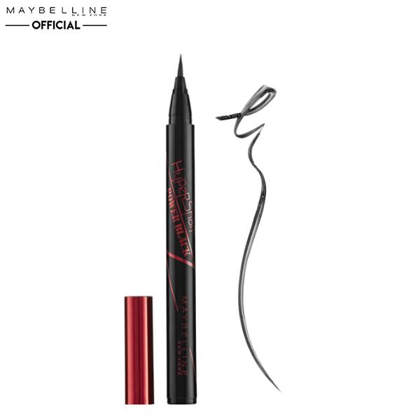 Kẻ Mắt Maybelline Hyper Sharp Power Black (Nắp Đỏ)