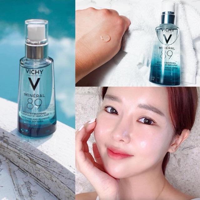 Tinh Chất Khoáng Cô đặc Vichy Mineral 89 Skin Fortifying Daily Booster 30ml