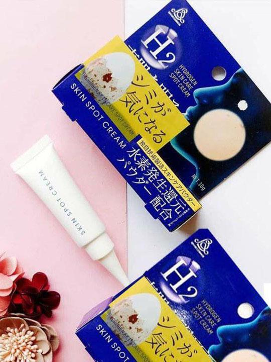 Kem H2 Trị Nám Skin Spot Cream 10g