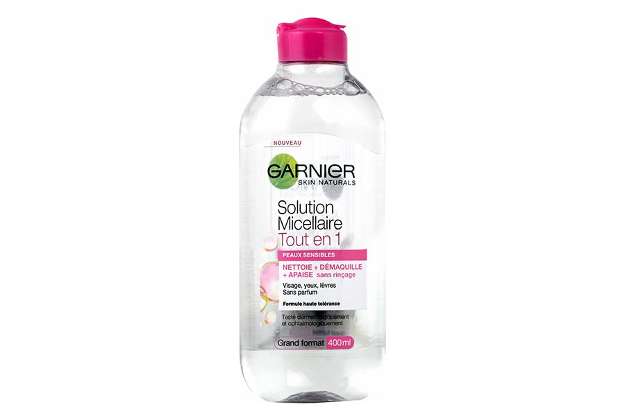 Tẩy Trang Garnier Micellar Reinigingswater 400ml #Đỏ