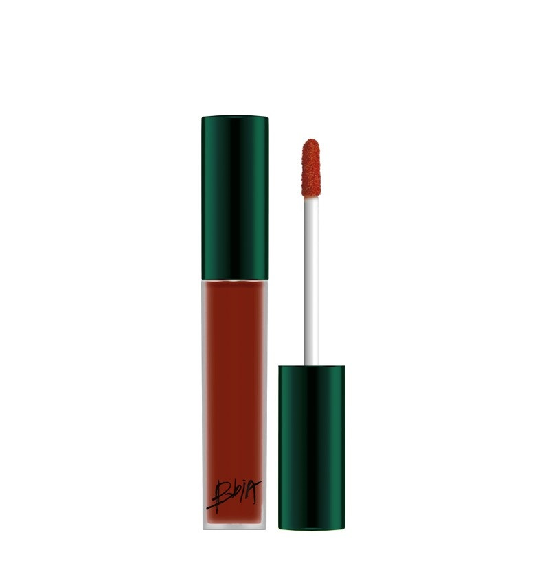 Son Bbia Asia Edition Last Velvet Lip Tint Màu A1 Singapore Orange