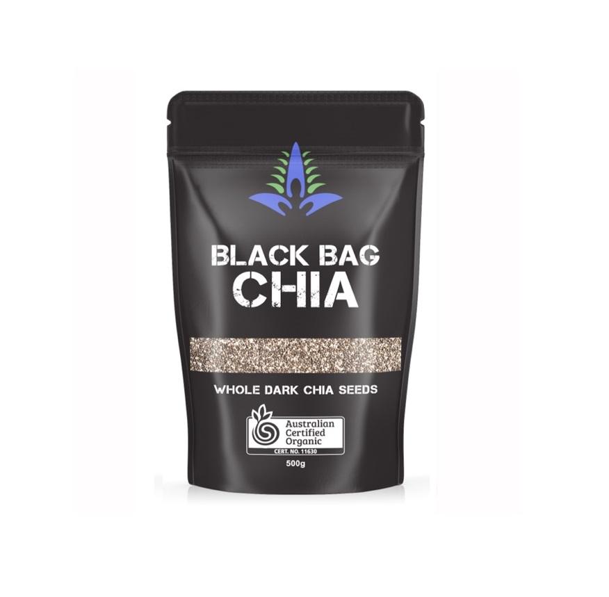 TPCN Hạt Chia Black Bag 500G