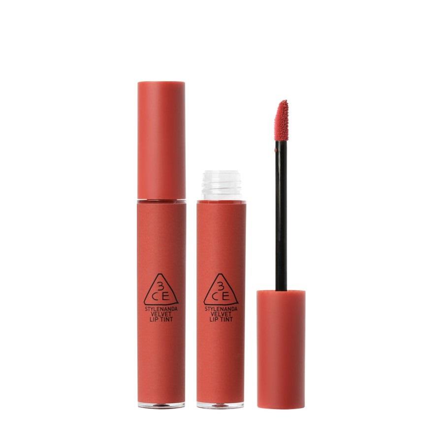 Son 3CE Velvet Lip Tint #Cheeky Rose