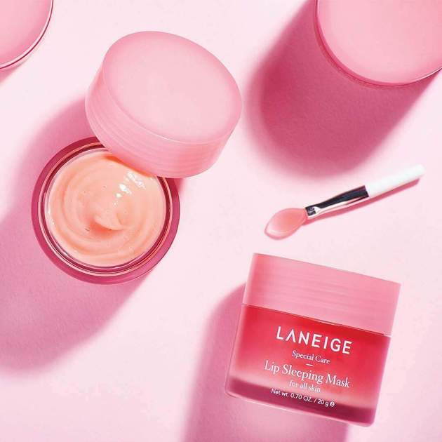 Mặt Nạ Ngủ Môi Laneige Lip Sleeping Mask 8g #Berry (Hũ)