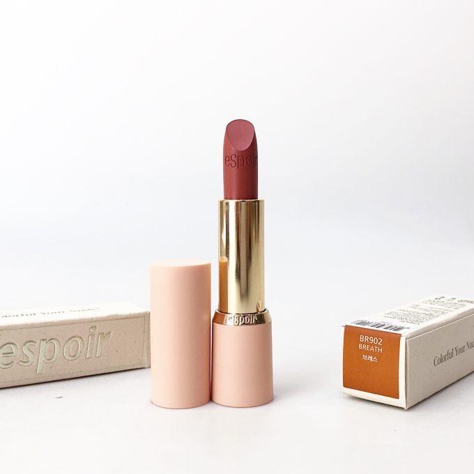 Son Espoir Nowear Lipstick Gentle Matte #BR902 Breath
