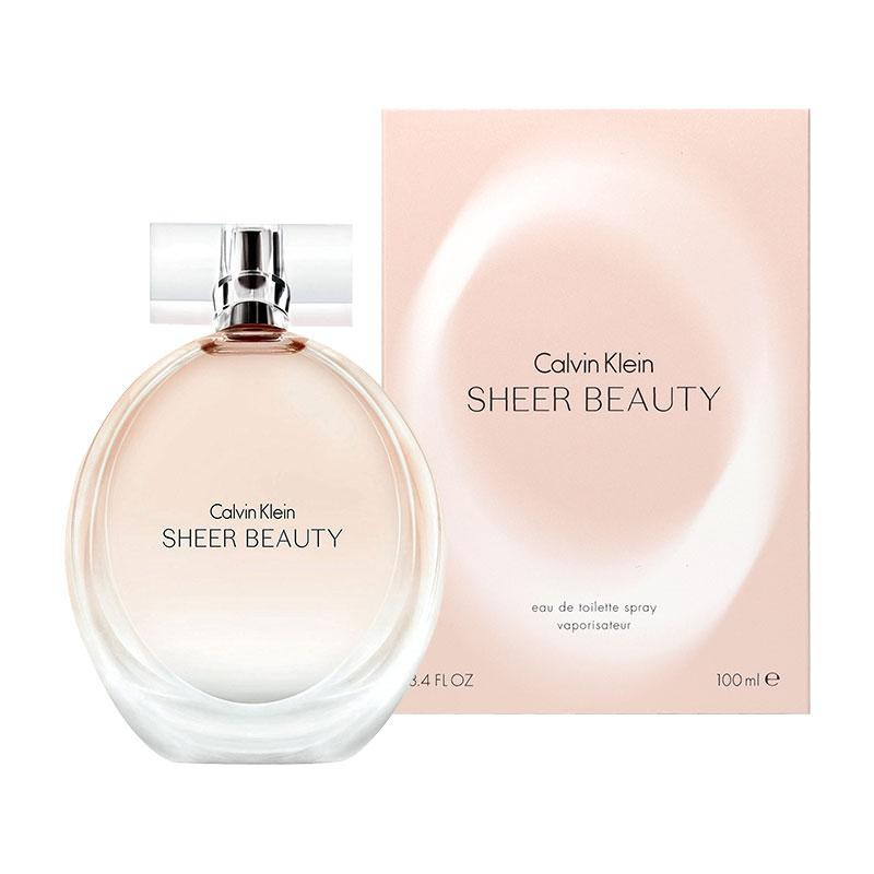 Nước Hoa Calvin Klein Sheer Beauty EDT 100ml