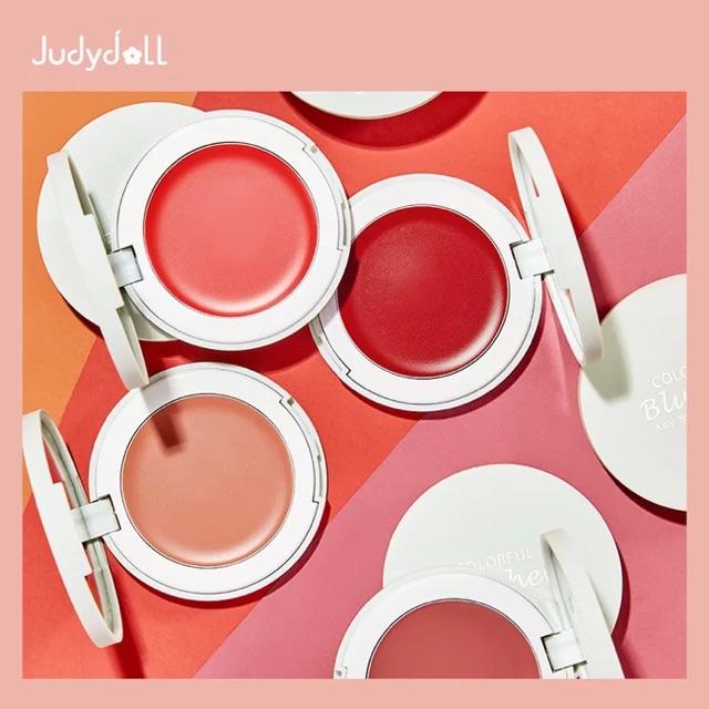 Bảng Màu Mắt Judydoll Play Colour Charming (6 Ô) #02