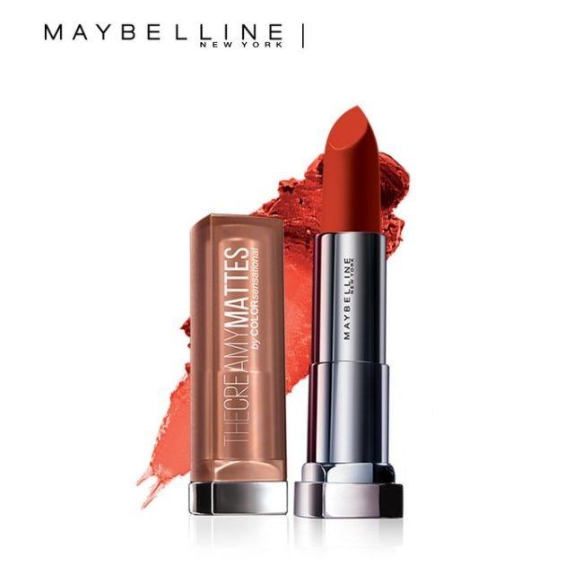 Son Maybelline Color Sensational Inti-Matte Nudes MNU 09