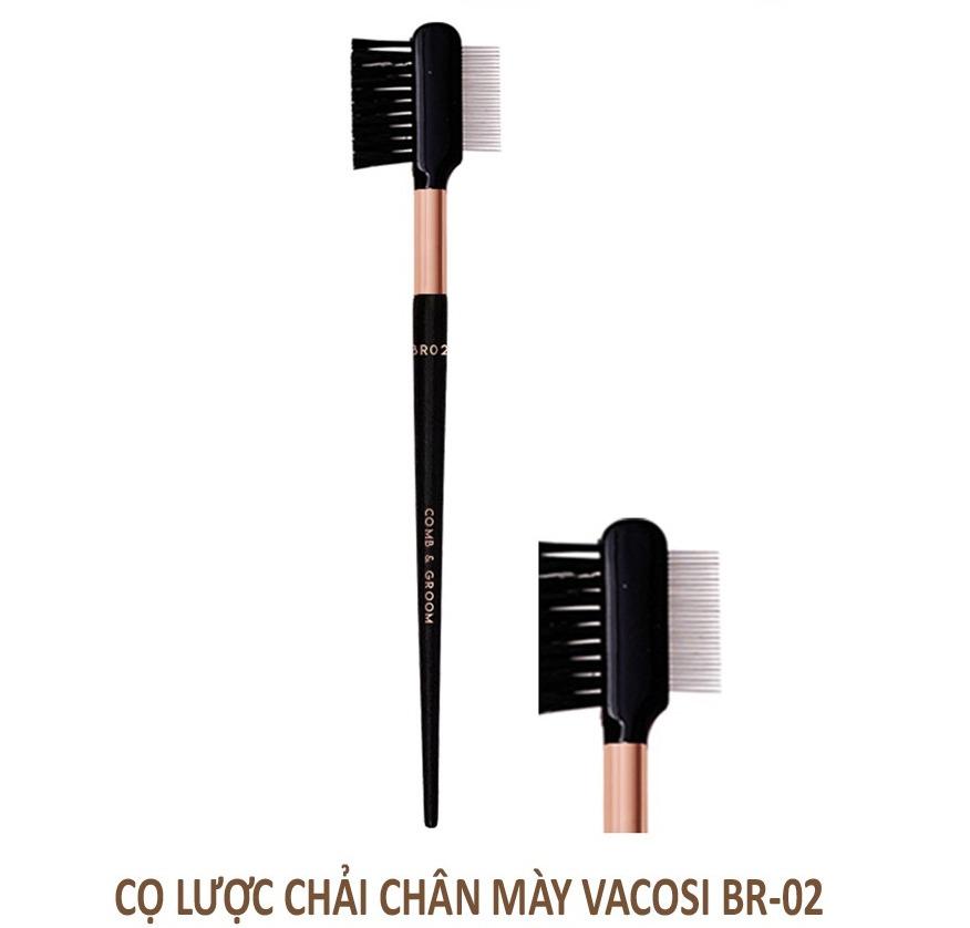ACC Cọ Vacosi - BR02 (Lược & Bàn Chải)