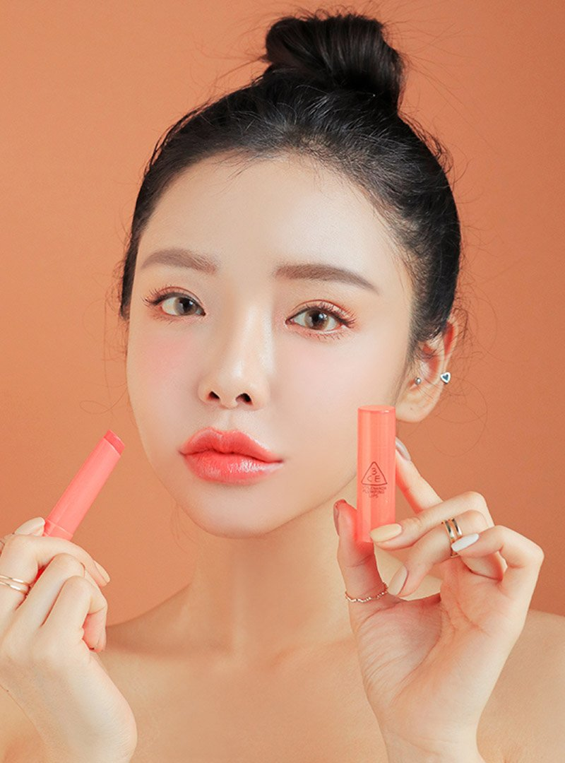 Son Dưỡng 3CE Stylenanda Plumping Lips #Coral
