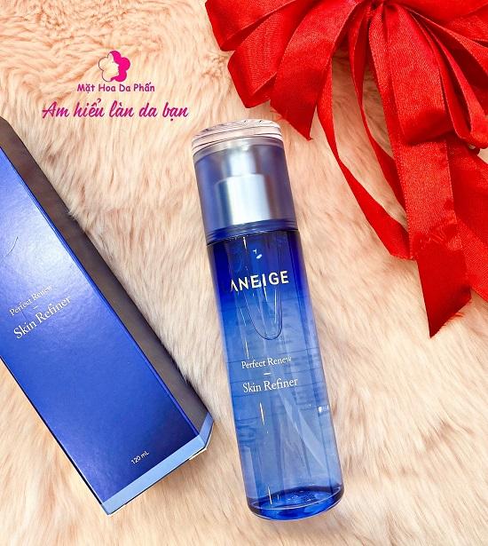 Nước Cân Bằng Laneige Perfect Renew Skin Refiner 120ml