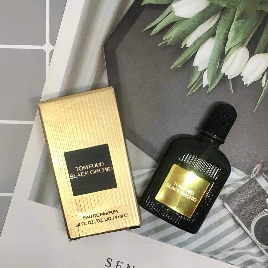 Nước Hoa Tomford Black Orchid EDP 4ml