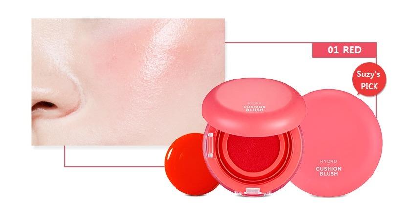 Má Hồng Fmgt Moisture Cushion Blush #01 Red
