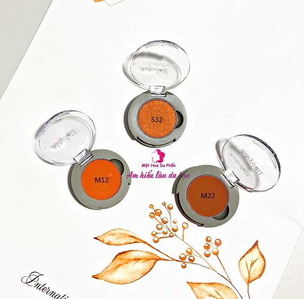 Màu Mắt Judydoll Soft Shine Eyeshadow #G33