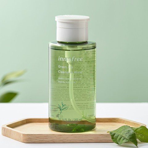 Tẩy Trang Innisfree Green Tea Cleansing Water 300ml