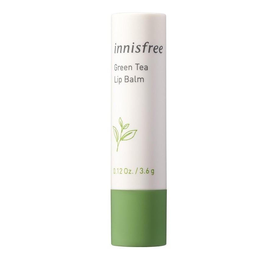 Son Dưỡng Innisfree Green Tea Lip Balm 3.6g