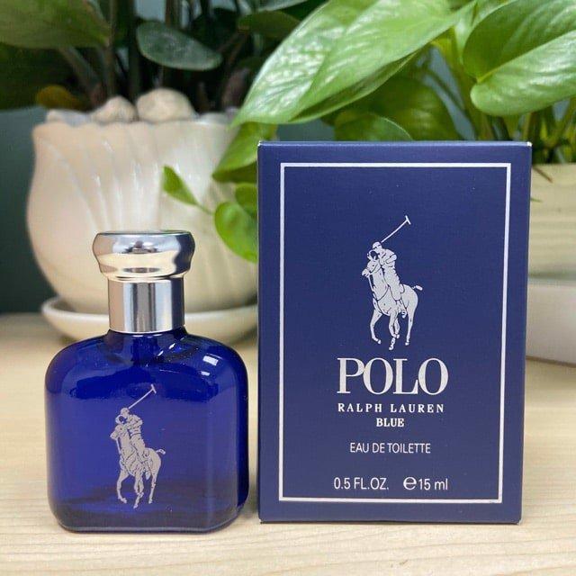 Nước Hoa Ralph Lauren Polo Blue EDT 15ml