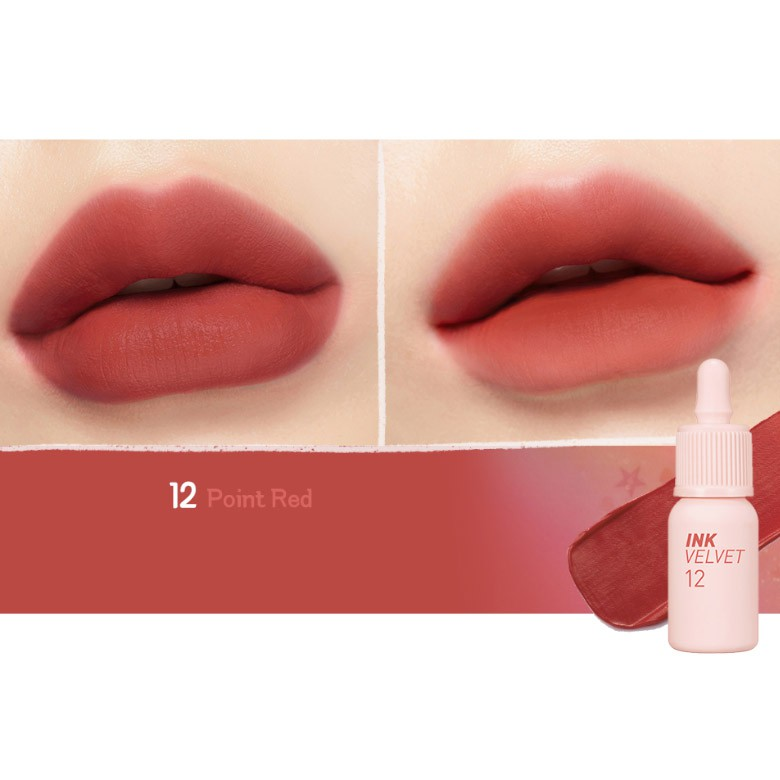 Son Ink peripera You're So Special Lip Tint Ink Velvet Tint No.12