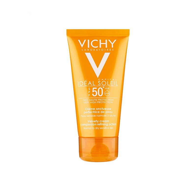 Kem Chống Nắng Vichy IDEAL SOLEIL SPF 50+ Mini 3ml