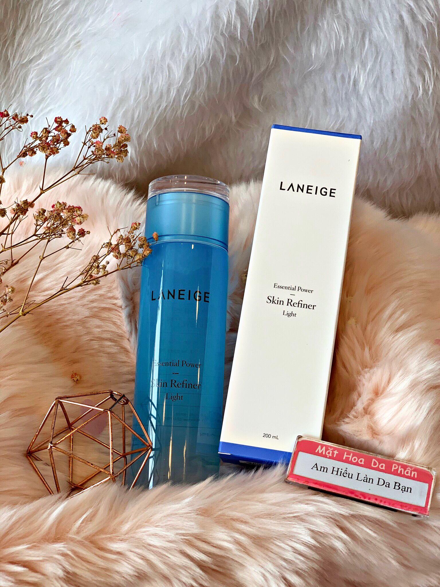 Nước Cân Bằng Laneige Essential Power Skin Refiner #Light