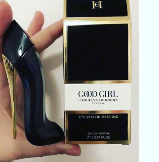 Nước Hoa Good Girl Carolina Herrera 7Ml (Đen)
