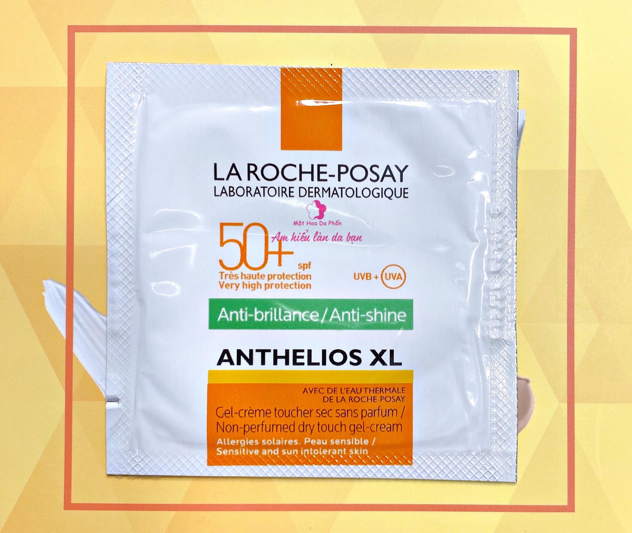 Sample La Roche - Posay Gel Cream SPF 50+  2ML
