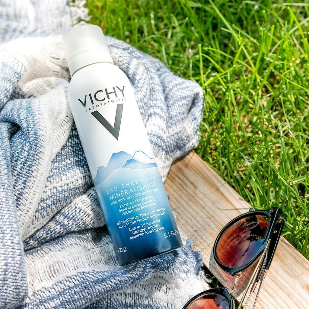Xịt Khoáng Vichy Eau Thermale Mineralizing Water 150ml CTY
