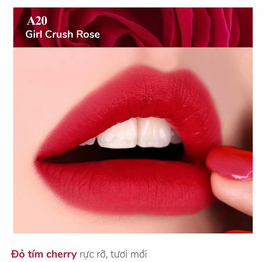 Son Black Rouge Airfit Velvet A20