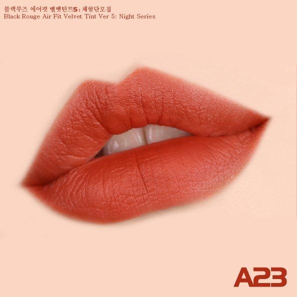 Son Black Rouge Airfit Velvet A23