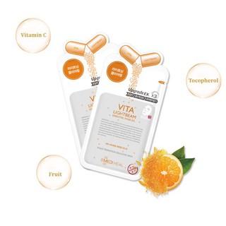 Mặt Nạ Dưỡng Trắng, Mờ Thâm Mediheal Vita Lightbeam Essential Mask Ex 25ml