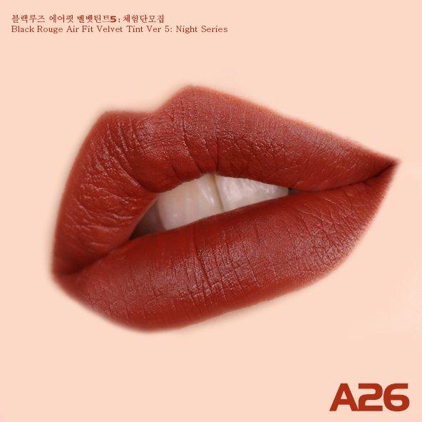 Son Black Rouge Airfit Velvet A26