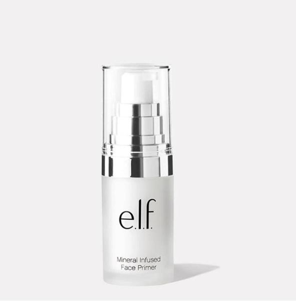 Kem Lót E.L.F Face Primer Clear 14ml #Mineral Infused (Trắng)