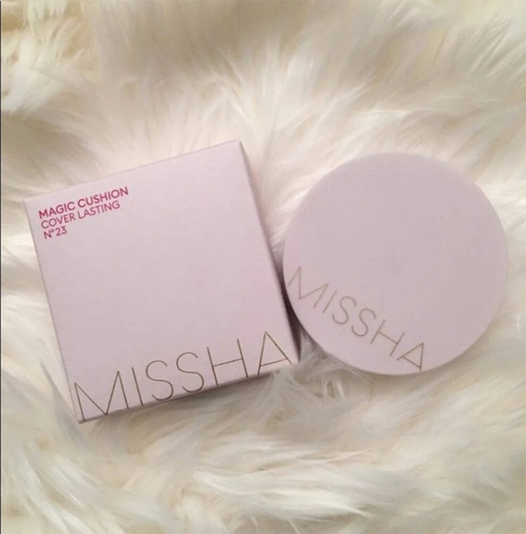 Cushion Missha Magic Cushion Cover Lasting N23