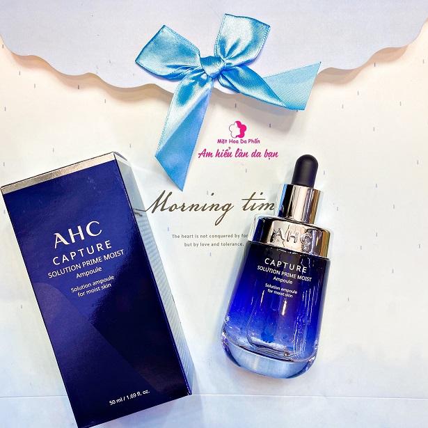 Serum AHC Capture Solution Prime Moist Ampoule - Solution Ampoule For Moist Skin 50ml