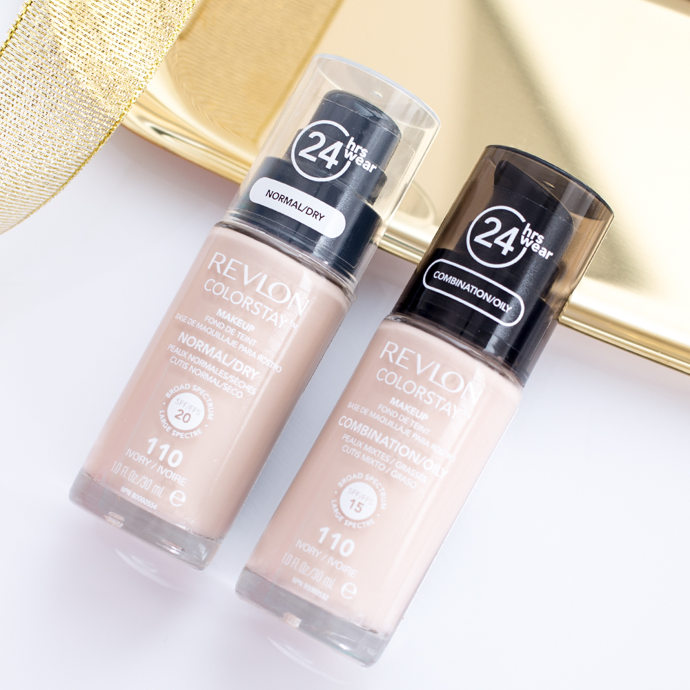 Kem Nền Revlon Colorstay™ Makeup For Combo_Oily Skin  #110 Ivory 30ml