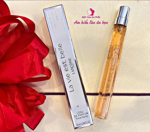 Nước Hoa Lancôme La Vie Est Belle L'Eau De Parfum 10ml