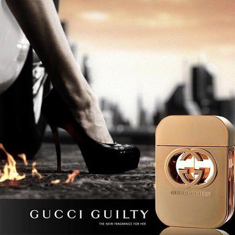 Nước Hoa Gucci Guilty Intense For Women EDP 75ML