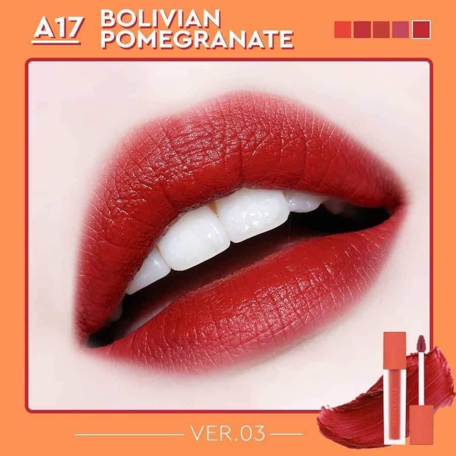 Son Black Rouge Airfit Velvet A17